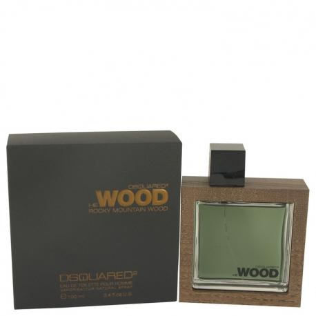 Dsquared² He Wood Rocky Mountain Wood Eau De Toilette Spray