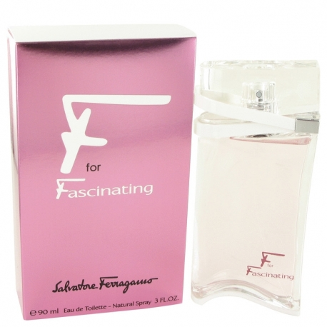 Salvatore Ferragamo F For Fascinating Eau De Toilette Spray