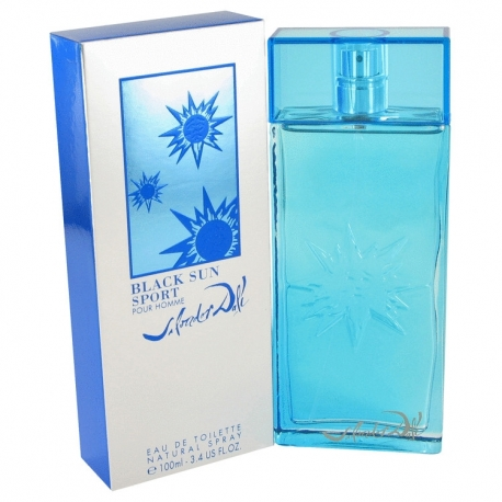 Salvador Dali Black Sun Sport Eau De Toilette Spray