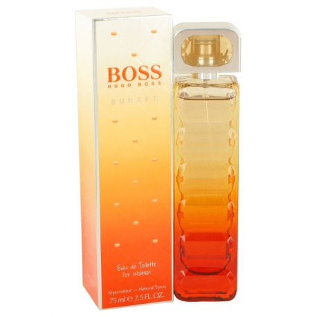 Hugo Boss Boss Orange Sunset Eau De Toilette Spray