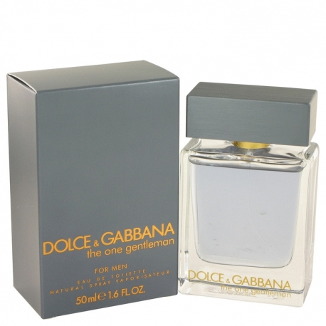 Dolce & Gabbana The One Gentleman Eau De Toilette Spray