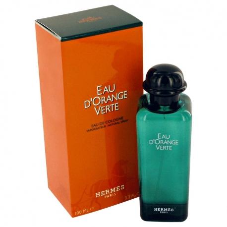 Hermès Eau D`orange Verte Eau De Cologne Spray Refillable (Unisex)