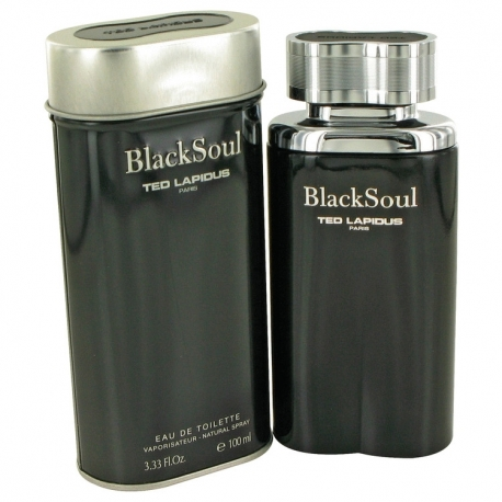 Ted Lapidus Black Soul Eau De Toilette Spray
