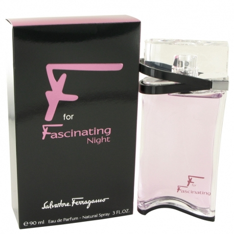 Salvatore Ferragamo F For Fascinating Night Eau De Parfum Spray