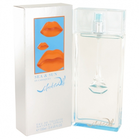 Salvador Dali Sea & Sun In Cadaques Eau De Toilette Spray