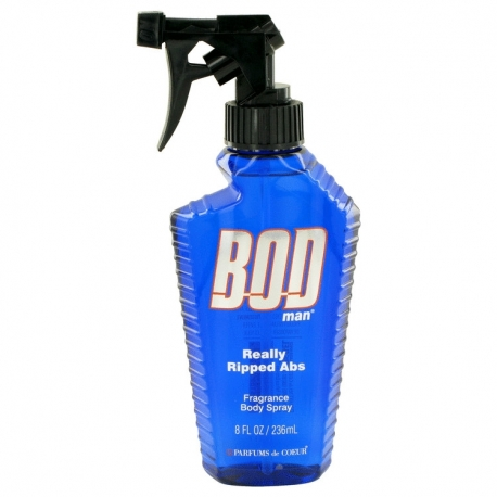Parfums de Coeur Bod Man Really Ripped Abs Fragrance Fragrance Body Spray