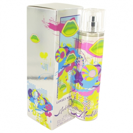 Salvador Dali Lovely Kiss Eau De Toilette Spray