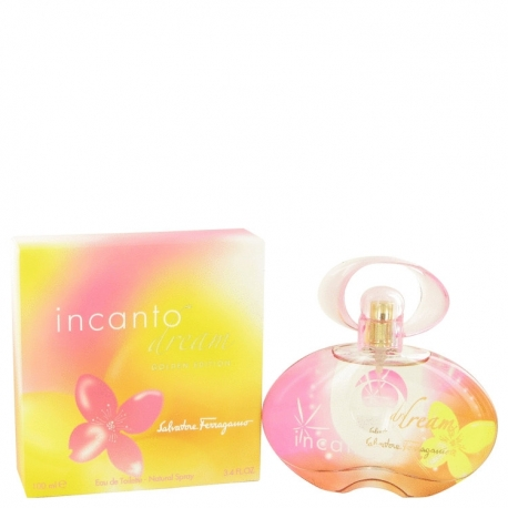 Salvatore Ferragamo Incanto Dream (golden Edition) Eau De Toilette Spray (Golden Edition)