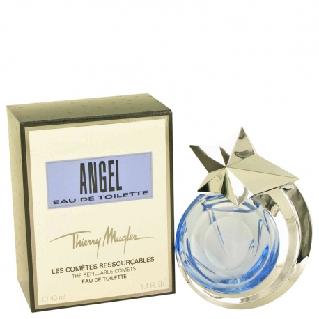 Thierry Mugler Angel Eau De Toilette Spray Refillable