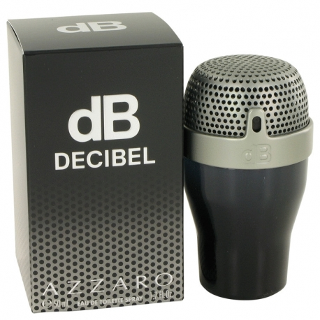 Azzaro Decibel Eau De Toilette Spray