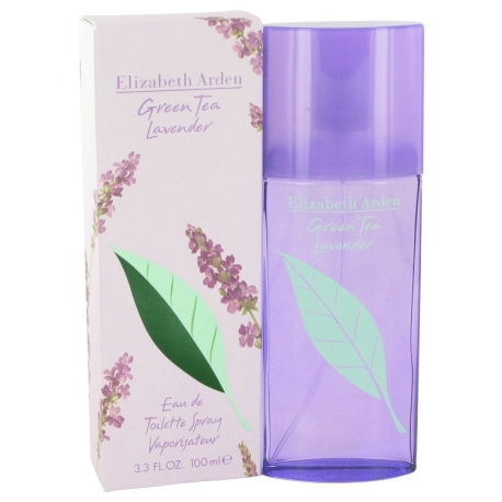 Elizabeth Arden Green Tea Lavender Eau De Toilette Spray