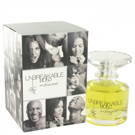 Khloe And Lamar Unbreakable Bond Eau De Toilette Spray (Unisex)