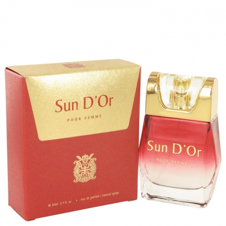 YZY Perfume Sun D'or Eau De Parfum Spray