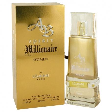 Lomani Ab Spirit Millionaire Women Eau De Parfum Spray