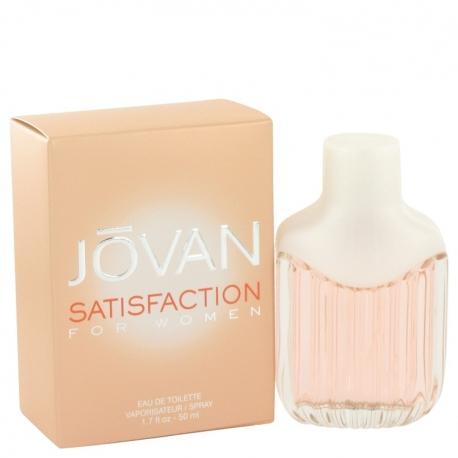Jovan Satisfaction Eau De Toilette Spray