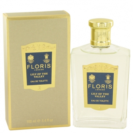 Floris Lily Of The Valley Eau De Toilette Spray