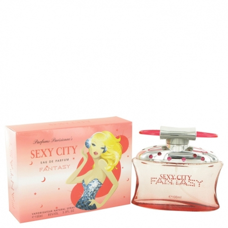 Unknown Sex In The City Fantasy Eau De Parfum Spray (New Packaging)