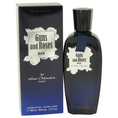 Mimo Chkoudra Guns And Roses Men Eau De Toilette Spray