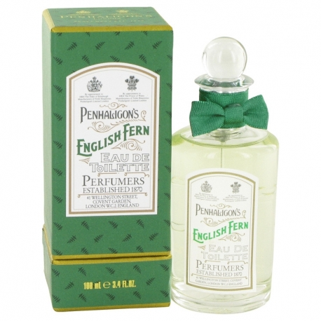 Penhaligon`s English Fern Eau De Toilette Spray (Unisex)