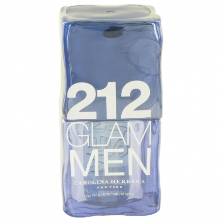 Carolina Herrera 212 Glam Men Eau De Toilette Spray