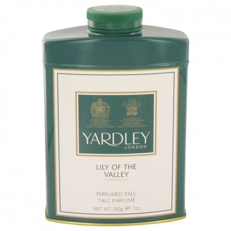 Yardley Lily Of The Valley Pefumed Talc