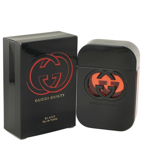 Gucci Guilty Black Pour Femme Eau De Toilette Spray