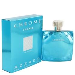 Azzaro Chrome Limited Edition 2014 Eau De Toilette Spray (Limited edition 2012)