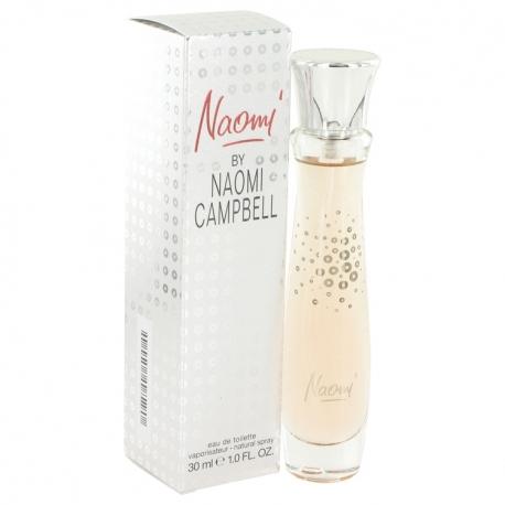 Naomi Campbell Naomi Eau De Toilette Spray