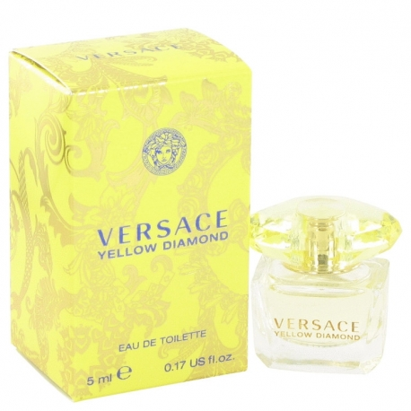 Versace Yellow Diamond Mini Eau De Toilette