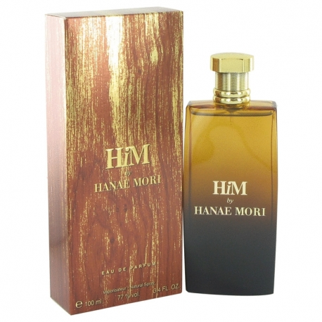 Hanae Mori Him Eau De Parfum Spray