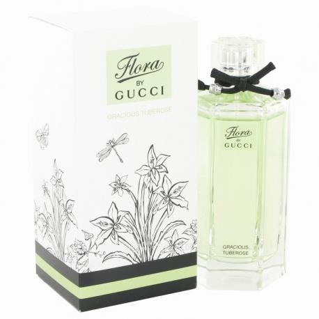 Gucci Flora Gracious Tuberose Eau De Toilette Spray