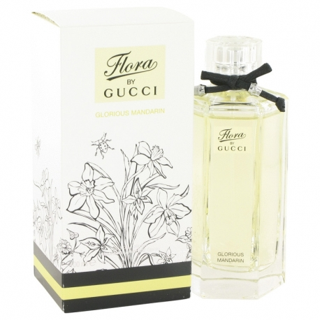 Gucci Flora Glorious Mandarin Eau De Toilette Spray