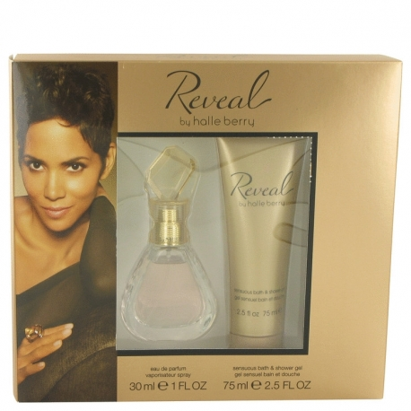 Halle Berry Reveal Gift Set 30 ml Eau De Parfum Spray + 75 ml Bath & Shower Gel