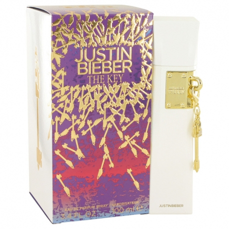Justin Bieber The Key Eau De Parfum Spray