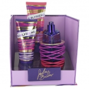 Justin Bieber Girlfriend Gift Set 100 ml Eau De Parfum Spray + 100 ml Body Lotion + 100 ml Shower Gel