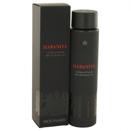 Molinard Habanita Bath & Shower Gel