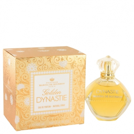 Princesse Marina de Bourbon Golden Dynastie Eau De Parfum Spray