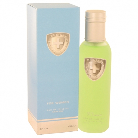 Swiss Guard Swiss Guard For Women Eau De Toilette Spray