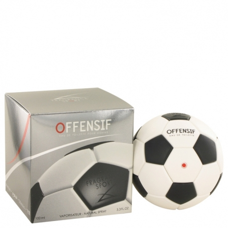 Fragrance Sport Offensif Soccer Eau De Toilette Spray