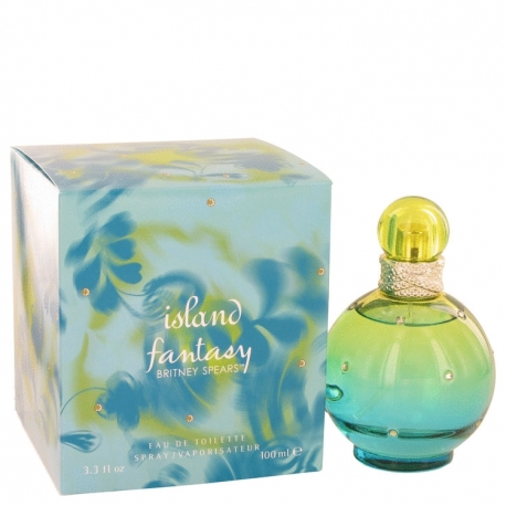 Britney Spears Island Fantasy Eau De Toilette Spray