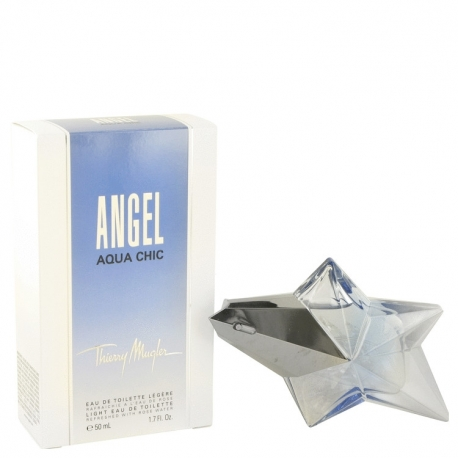 Thierry Mugler Angel Aqua Chic Light Eau De Toilette Spray