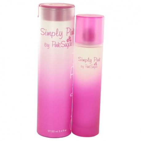 Aquolina Simply Pink By Pink Sugar Eau De Toilette Spray