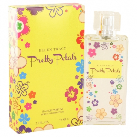 Ellen Tracy Pretty Petals Eau De Parfum Spray