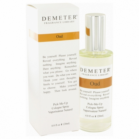 Demeter Fragrance Oud Cologne Spray