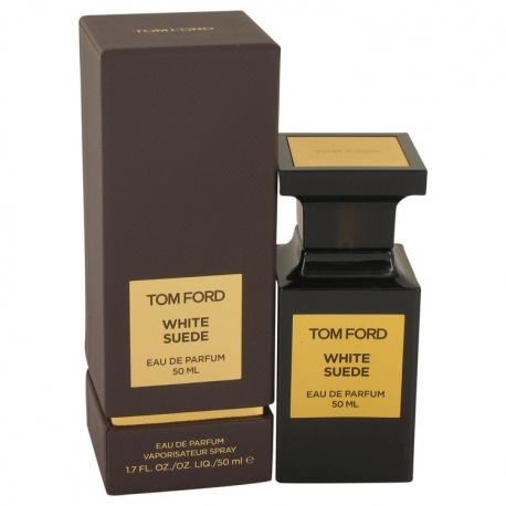 Tom Ford White Musk Collection White Suede Eau De Parfum Spray (Unisex)