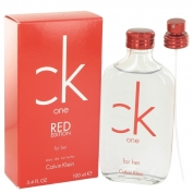 Calvin Klein Ck One Red Edition For Her Eau De Toilette Spray