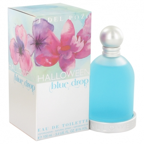 Jesus Del Pozo Halloween Blue Drop Eau De Toilette Spray