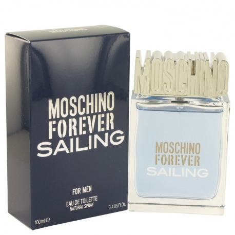 Moschino Forever Sailing Eau De Toilette Spray