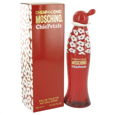 Moschino Cheap & Chic Petals Eau De Toilette Spray