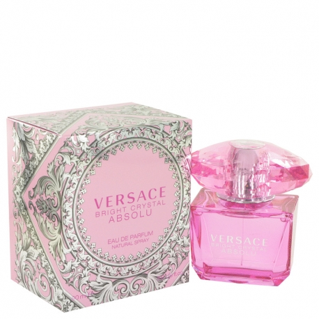 Versace Bright Crystal Absolu Eau De Parfum Spray